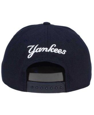 Nike New York Yankees Verbiage True Cap - Blue Adjustable