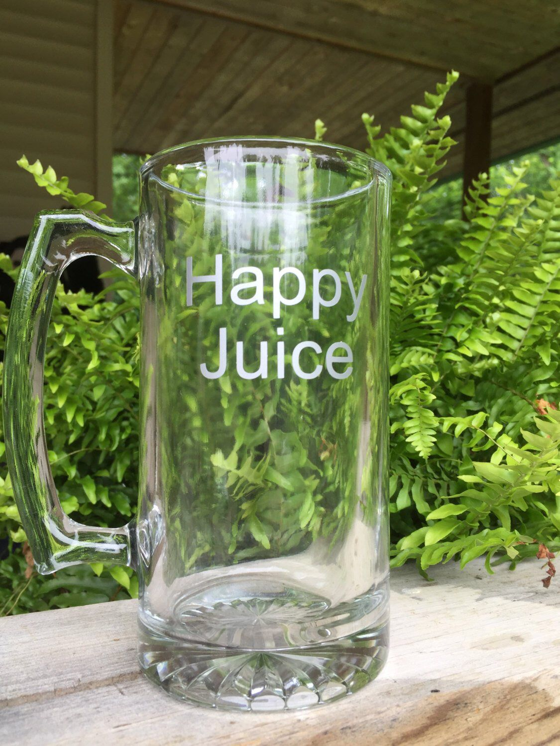 Beer Mug | Happy Juice | Gifts for Dad | Fathers Day| Birthday | Boss Day | Funny Mugs | Him