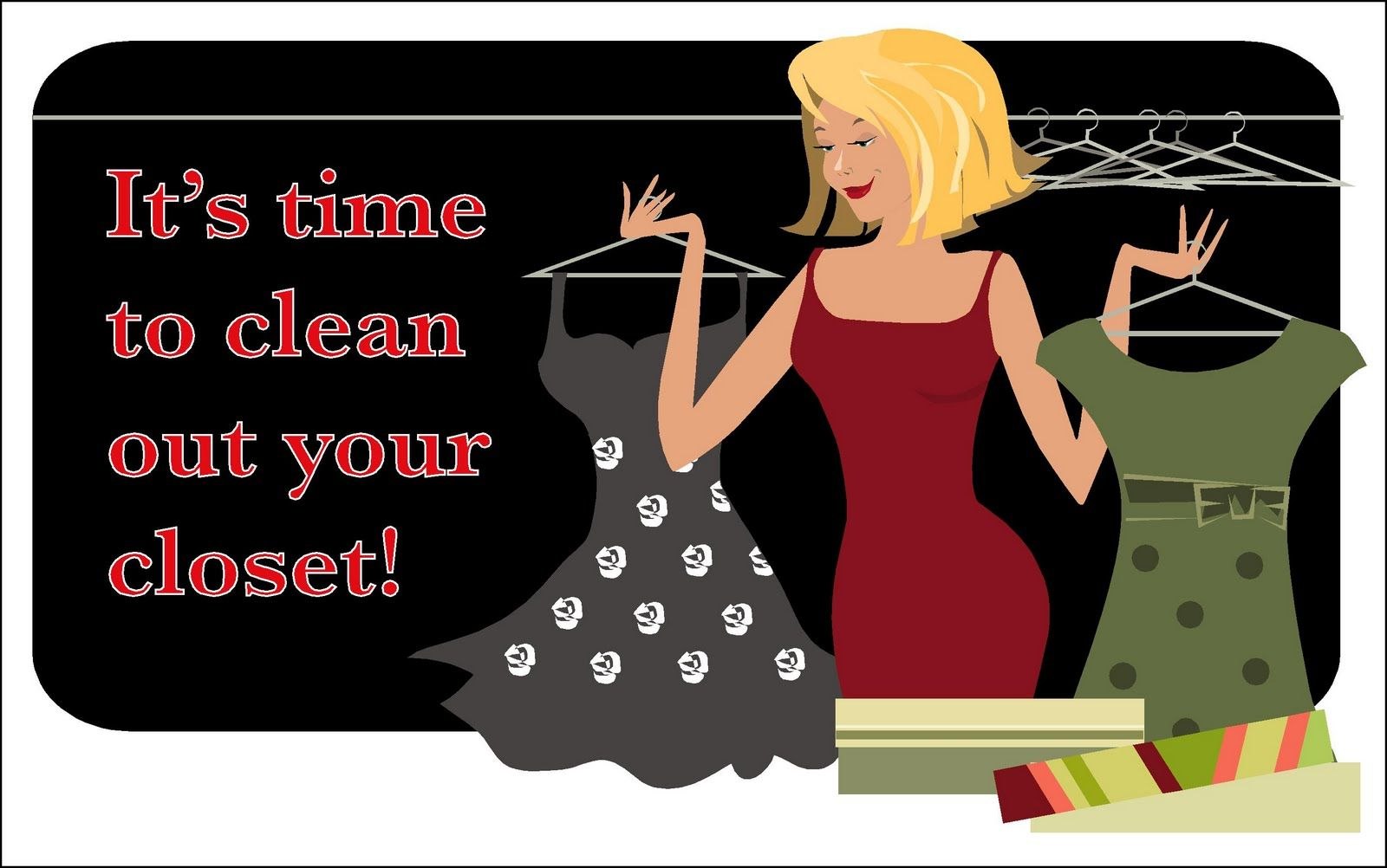 How To Clean Out Your Closet A Great Way To Clean Out Your Closet  Help Us Help Others Bring