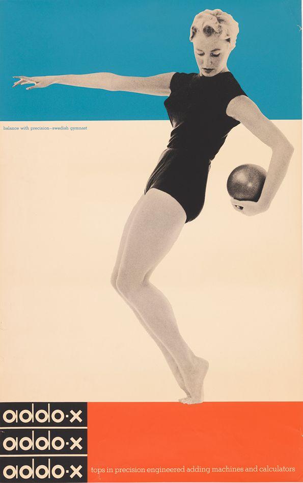 Ladislav Sutnar: A B Addo (Photo by Matt Flynn, copyright Cooper Hewitt, Smithsonian Design Museum)