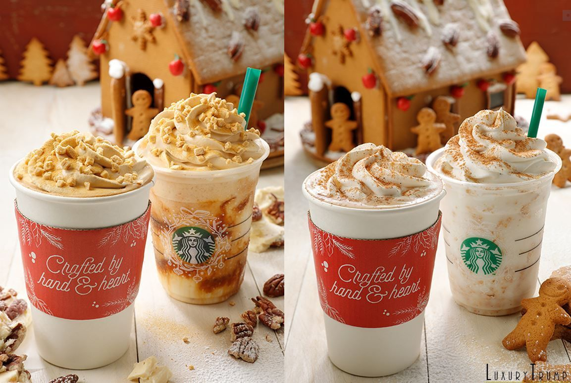 Delicious Starbucks Japan Holiday Drinks Ready For The