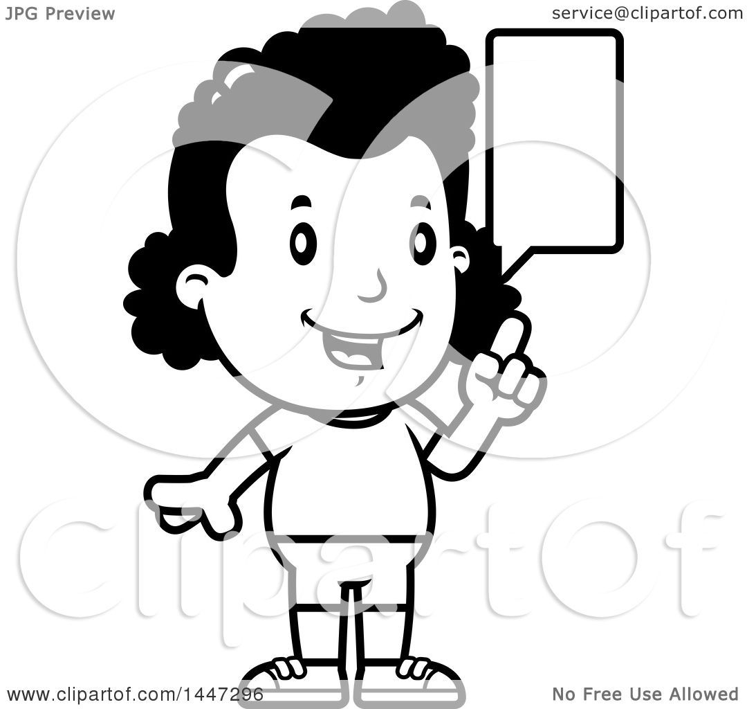 Talking Clipart Black And White In 2021 Clipart Black And White Clip Art White Picture