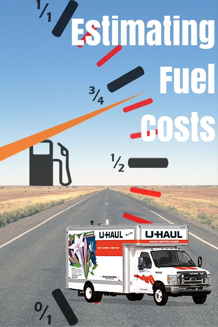 Uhaul Rental Quote How To Reduce Fuel Costs In Your Moving Truck Rental  Moving Truck