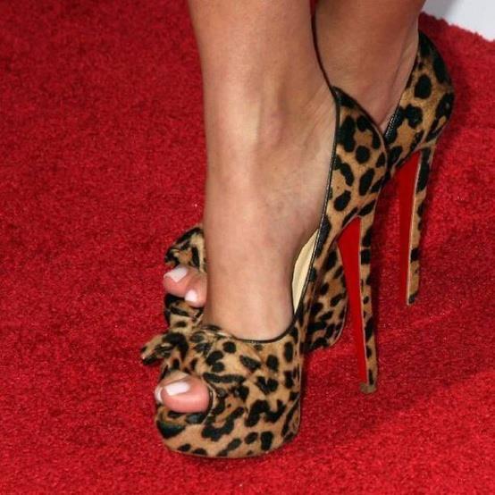 Sandy shoes!