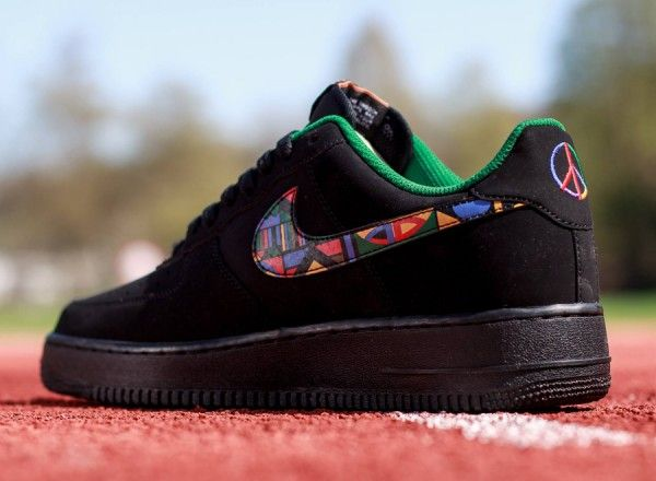 nike air force 1 peace urban jungle gym christmas