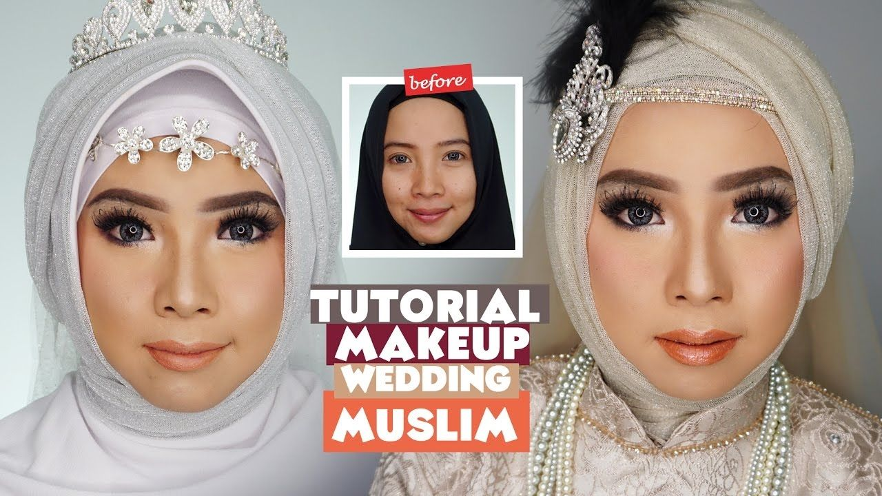 Tutorial Wedding Makeup untuk Wajah Perawatan Yang Licin