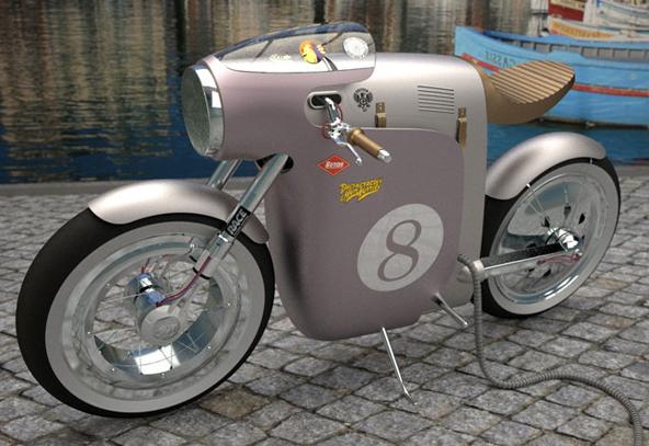 moto lectrique monocasco par art tic blog deco design taste motorcycle bike et concept. Black Bedroom Furniture Sets. Home Design Ideas