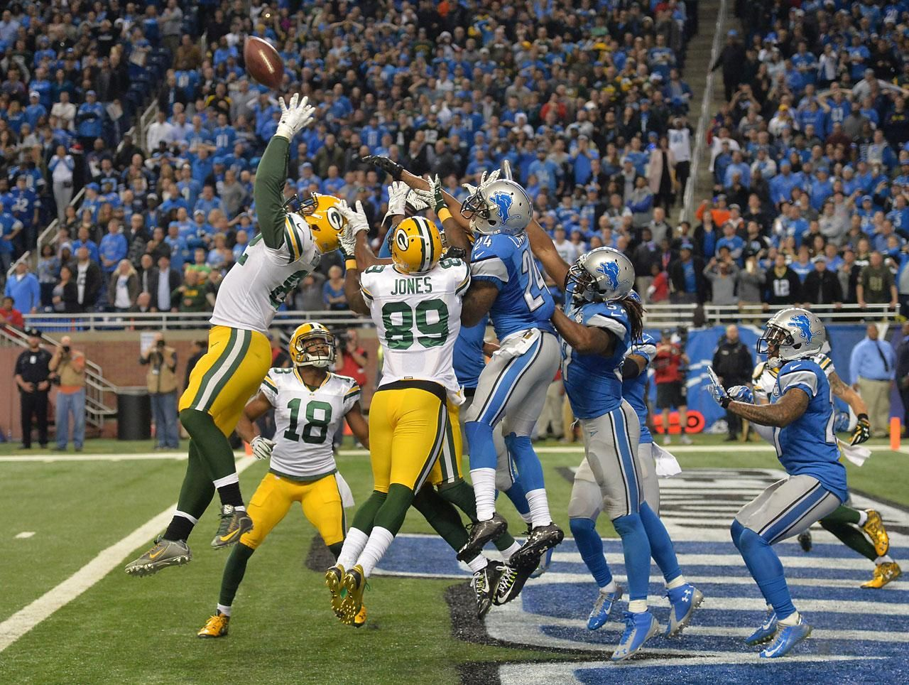 Best Nfl Catches Of The Super Bowl Era Nfl Richard Rodgers Packers