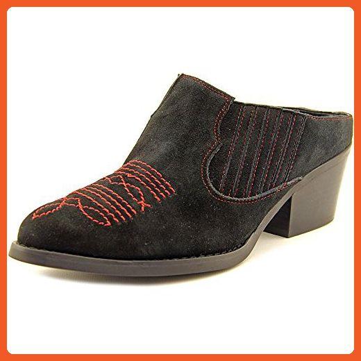 Womens Shoes Vaneli Raster Mule Black