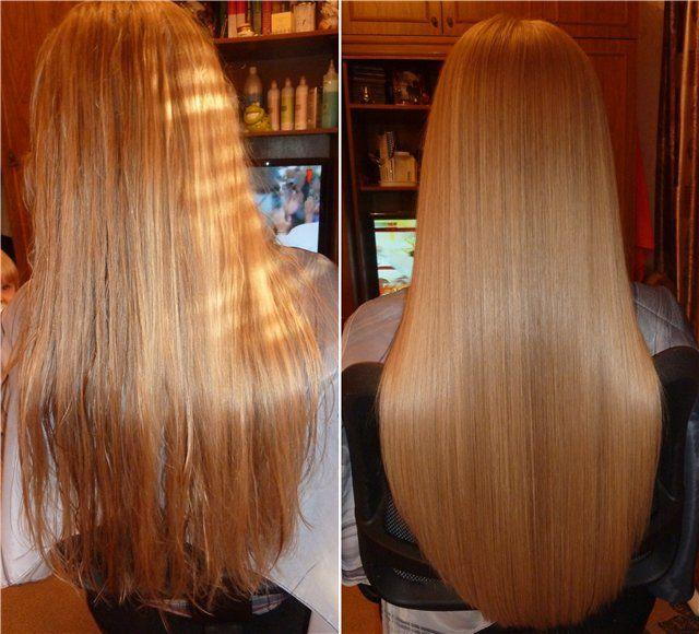 Как сделать для ламинирования волос 52