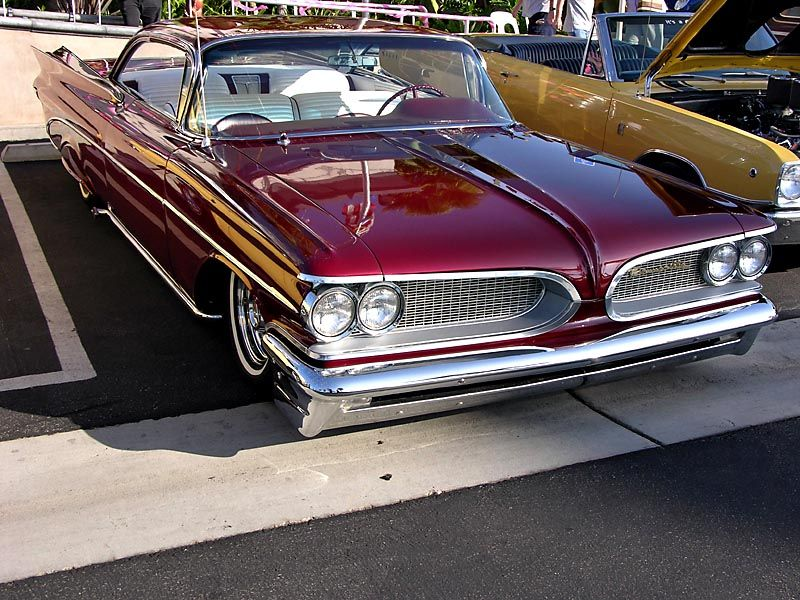 pontiac 1959 Google Search 50s cars, Cool old cars