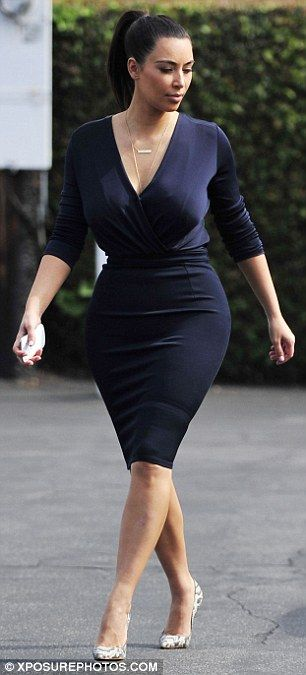 sexy Foto von Kim Kardashian