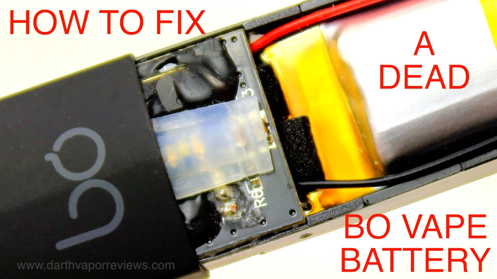 Has Your Bo Vape Or Juul Battery Died Won T Draw Won T Charge This Quick Diy Tutorial Might Just Breathe Some Life Back Into Vape Vape Batteries Vape Tricks