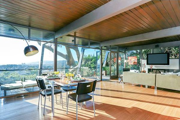 Post And Beam   9/9   Mid Century Modern Homes | Hollywood Hills .