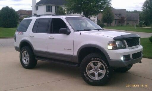 Lifted Explorer Lifted Ford Explorer Ford Suv Ford Explorer