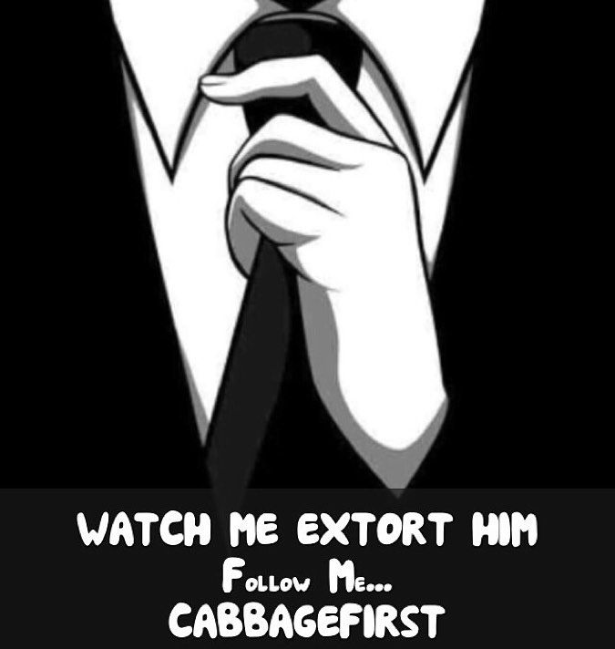 Don't make me TELL UR WIFE. I don't want 2 tell her BUT I WILL. Don't cry now u wasn't crying when u was on ur KNEES... Now PAY ME.  #CabbageFirst The REAL LIFE Story of a WANTED EXTORTIONIST... Google #CabbageFirst #JimmyKimmel #Magic #Weather #Private #Friday #Monday #Tuesday #Wednesday #Thursday #Friday #Lisa #Saturday #Today #Coffee #Pam #DontShoot #Baby #Family #USA #GunLaws #FBI #Police #Cleveland #Atlantic #ATL #MichaelJackson #Girl #School #House #Family #Sex
