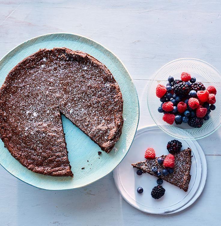 Flourless chocolate cake recipe flourless chocolate