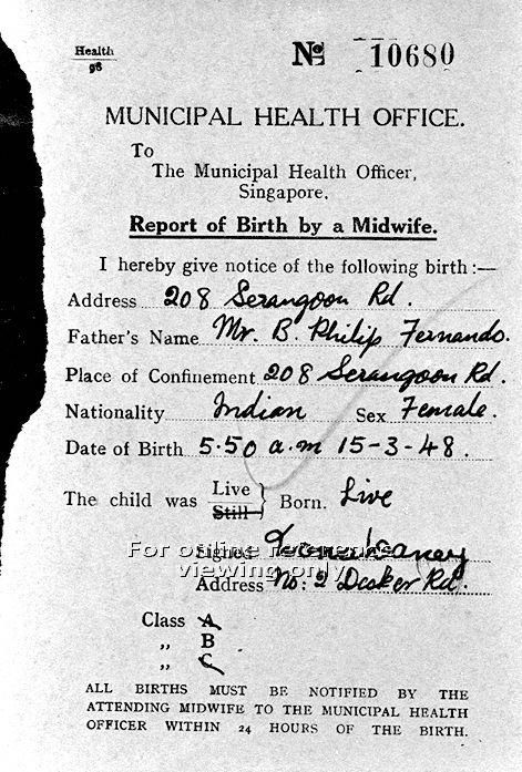 1948 Birth Certificate 1948 - Year I Was Born Pinterest - birth certificate