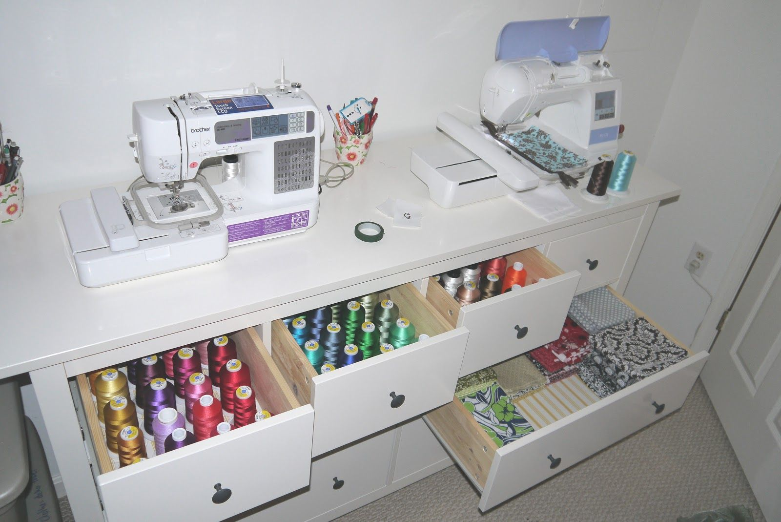 IKEA Sewing Room Ideas | Sunday, February 24, 2013 | Sewing Spaces ...