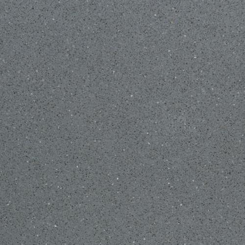 Silestone gris expo a concrete grey quartz worktop with for Silestone grey expo