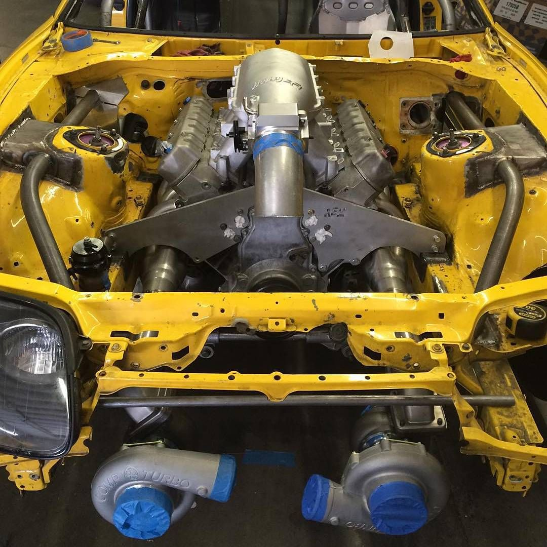 Twin Turbo Ls Build