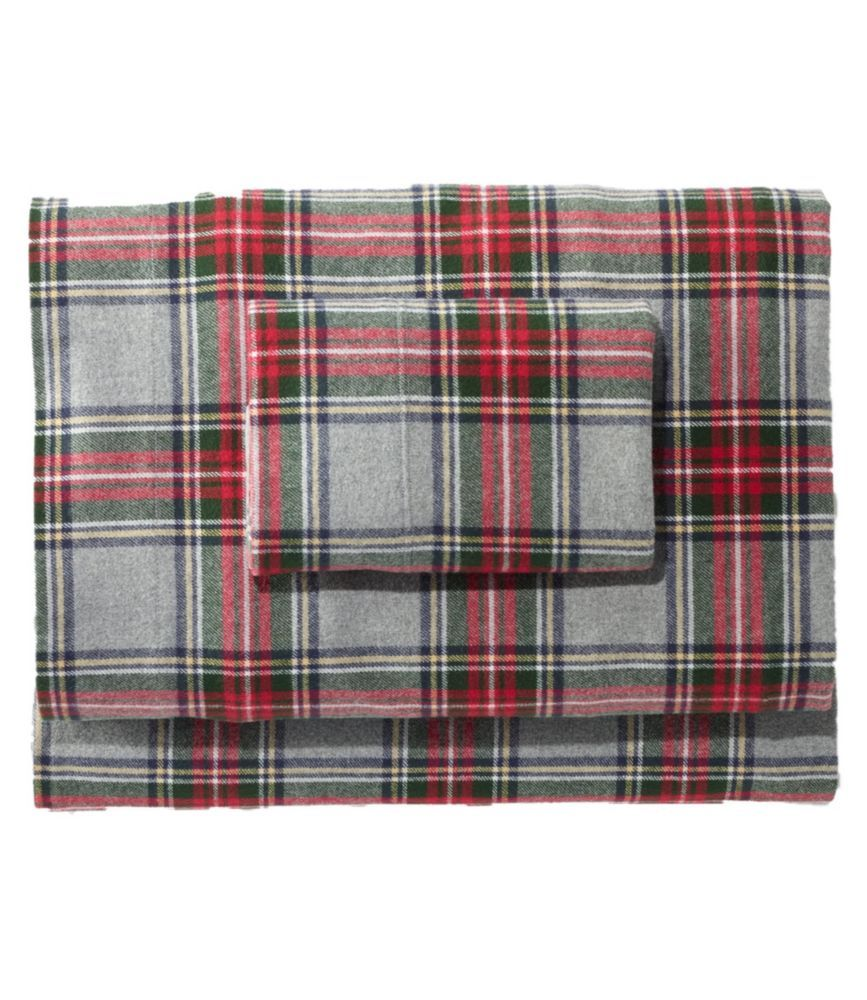 Heritage Chamois Flannel Sheet Collection Plaid In 2020 Flannel Plaid Warm Flannel