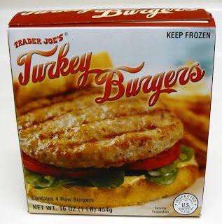 Meal Survivor Trader Joe S Frozen Turkey Burgers And Green Beans Frozen Turkey Turkey Burgers Turkey Patties