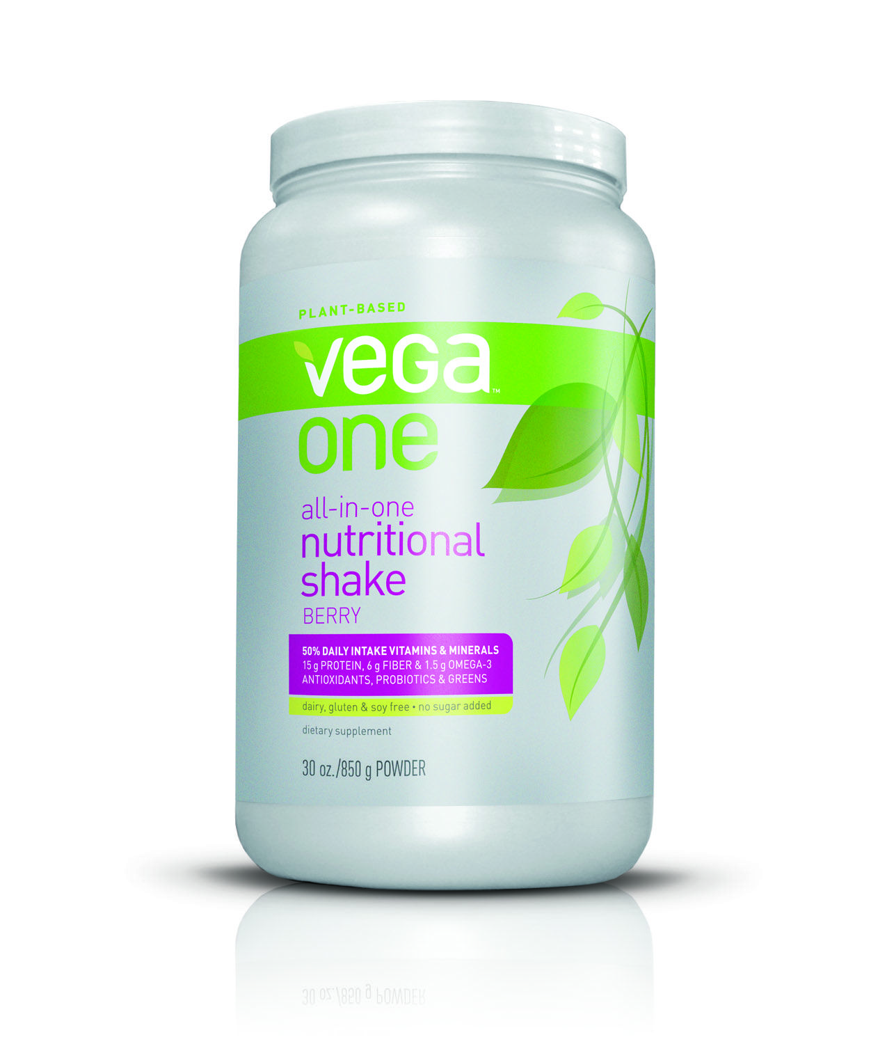 Vega One All In One Shake Chocolate Large Tub 19 22 Servings Nutrition Shakes Vegan Protein Powder Good Healthy Recipes