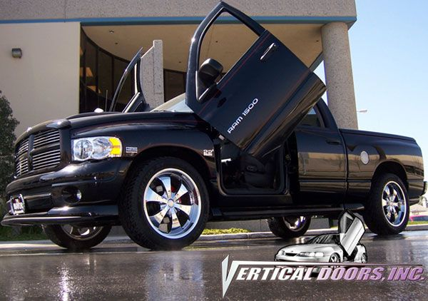 Vertical Door Conversion Kit For Dodge Ram 2002 2008 Custom Designed Camionetas