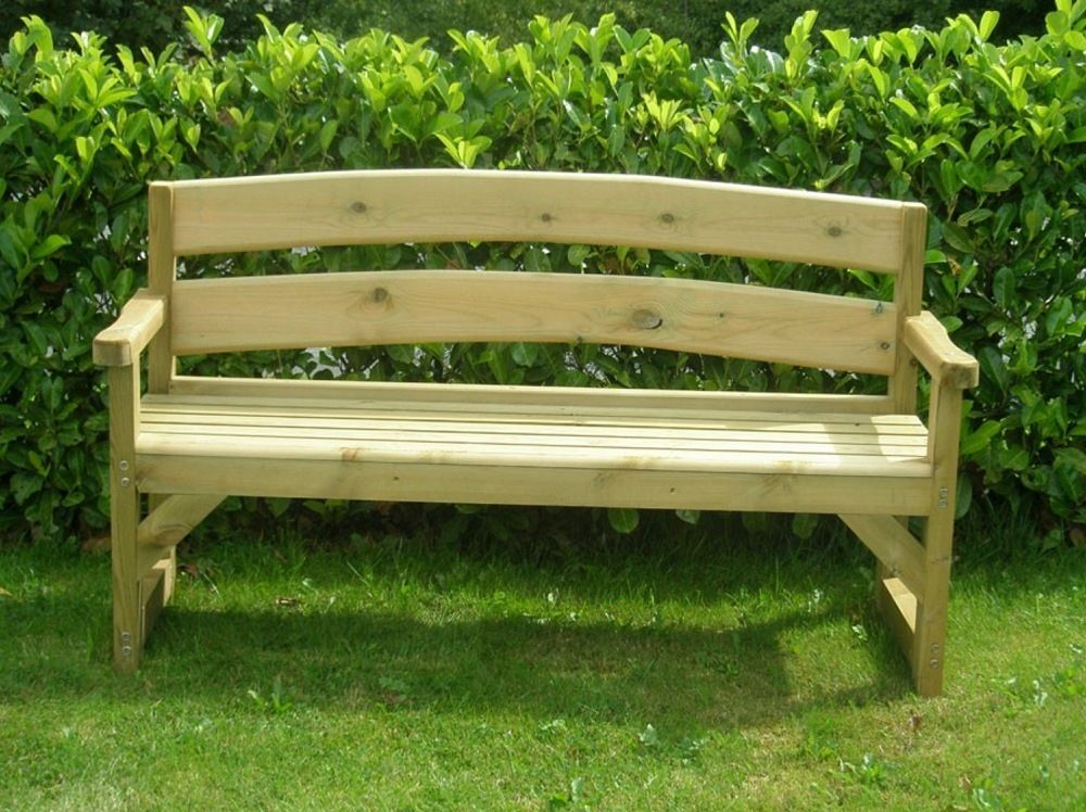 Astonishing Garden Bench Version 2 Benches Diy Wood Bench Wooden Caraccident5 Cool Chair Designs And Ideas Caraccident5Info