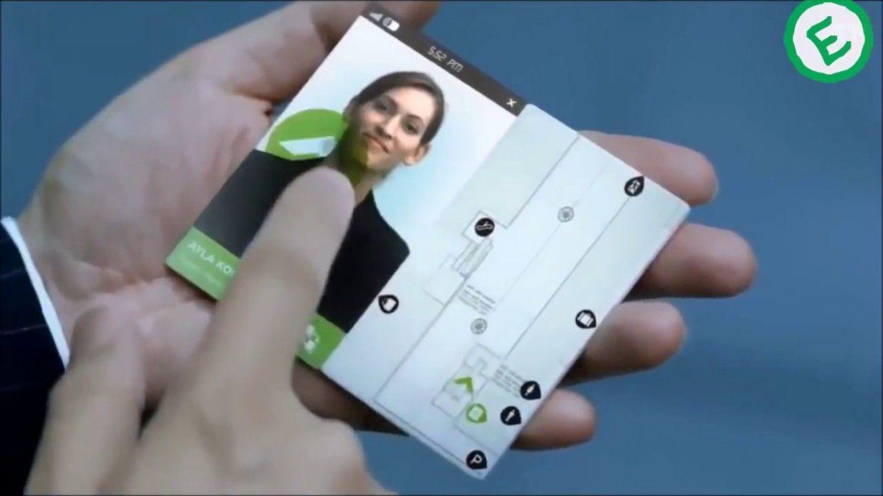Amazing Future Technology 2020 Future Technology Future Inventions Concept Phones