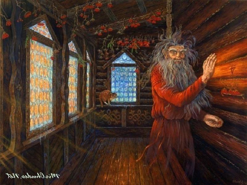 вальдорфская сказка на день рождения