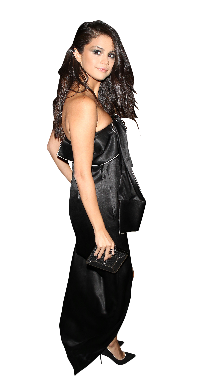 Selena Gomez Black Dress Png Image Selena Gomez Black Dress Dresses Selena