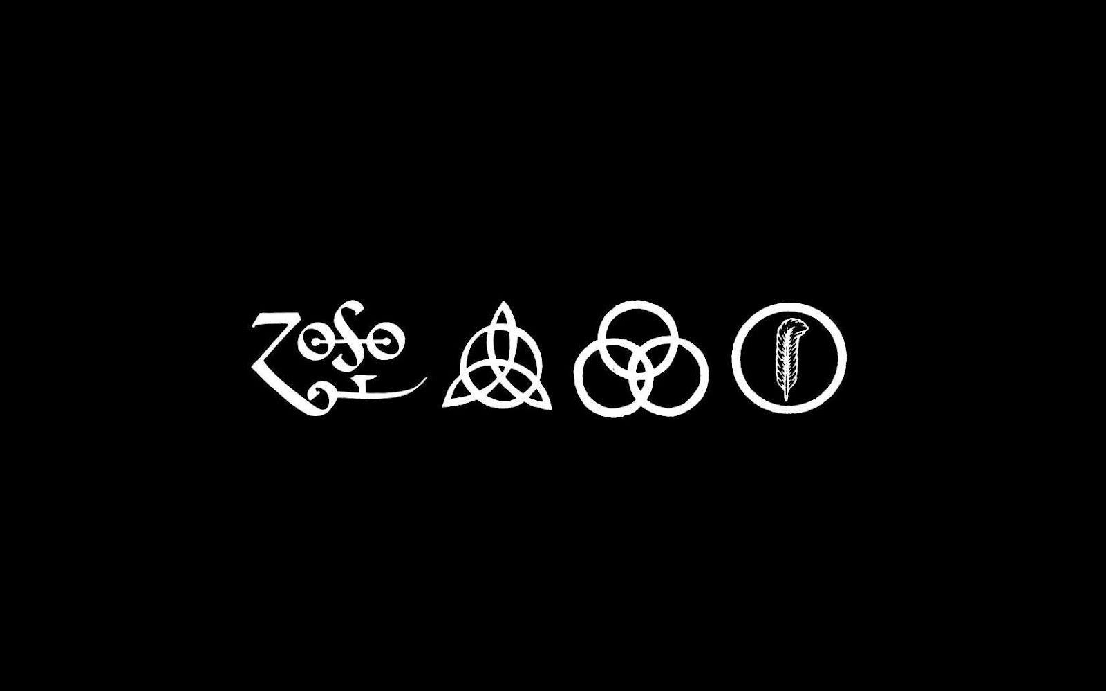 Lex Friki Malacitana Mayo 2012 Simbolos De Led Zeppelin Tatuaje Led Zeppelin Imagenes De Rock
