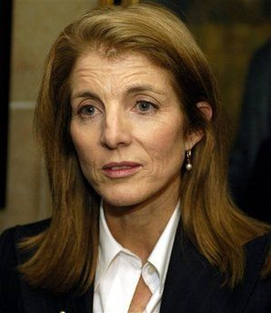 caroline kennedy new york times