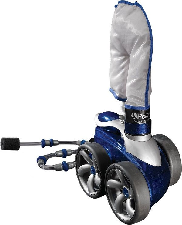 Best Pressure Side Pool Cleaner - Polaris Vac-Sweep 3900 Sports ...