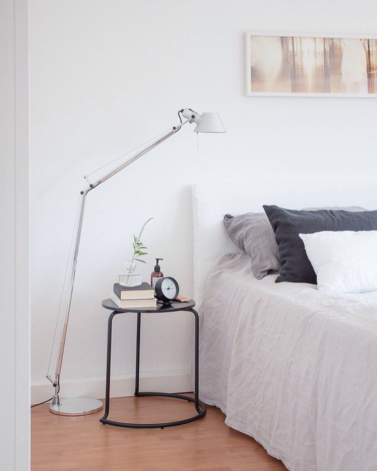 From Exminimalist On Instagram Wit The Tolomeo Lettura I Love My New Bedroom Inspirations Interior Deco Interior Architecture Design