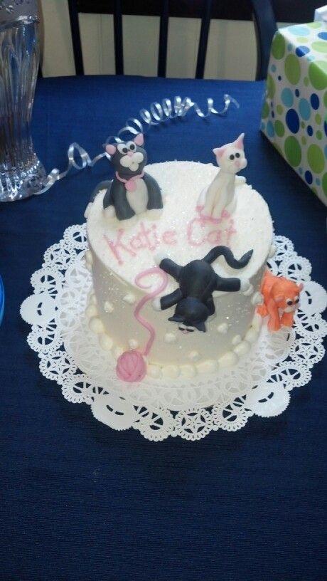 Katie kats cake