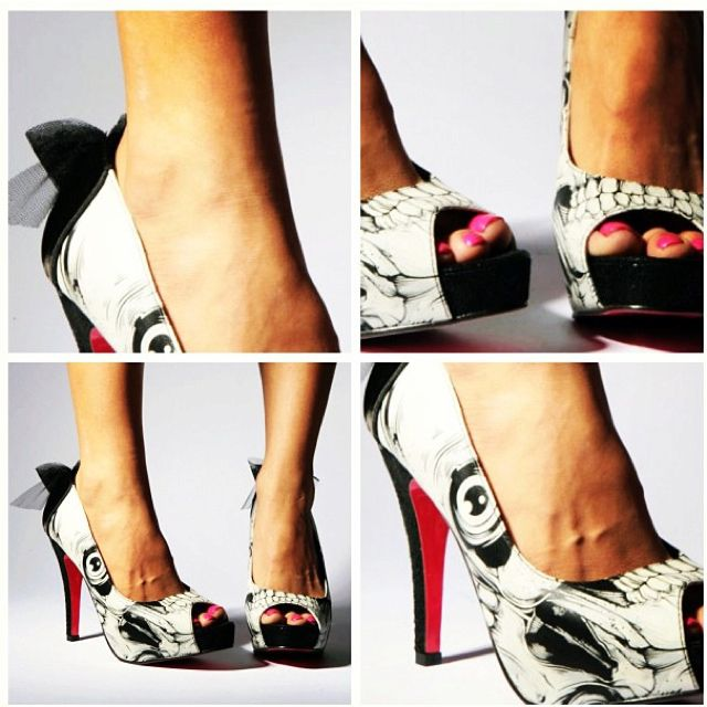 Ironfist- I think these may have to be added to my closet.