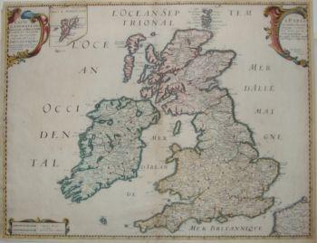 Carte Angleterre Maps.Carte General Des Royume Angleterre Ecosse Irlande