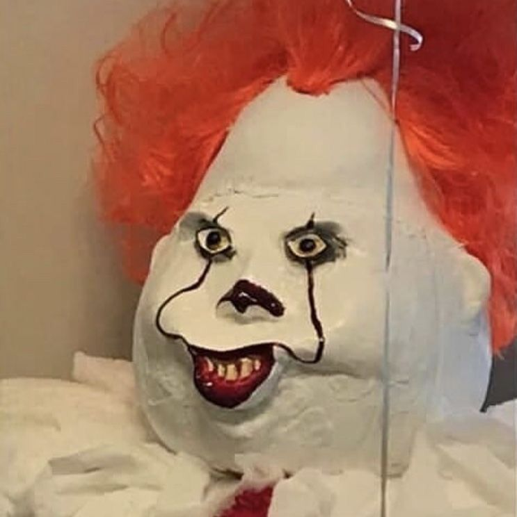 pennywise true form 2019 leak  Pin on Stuff