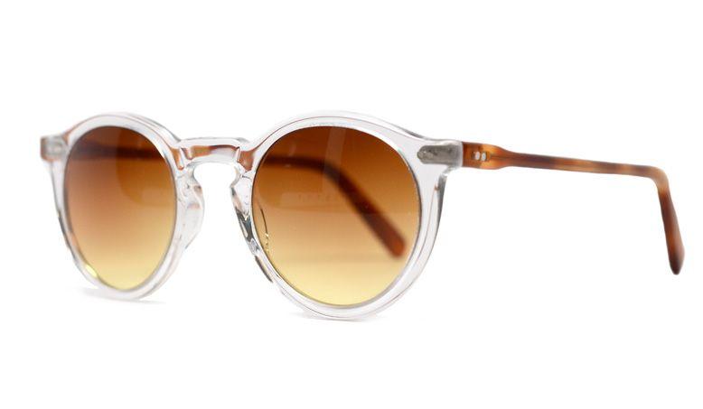 Lee Allen Eyewear x Oliver Clark NYC limited edition sunglasses. Handmade in USA.