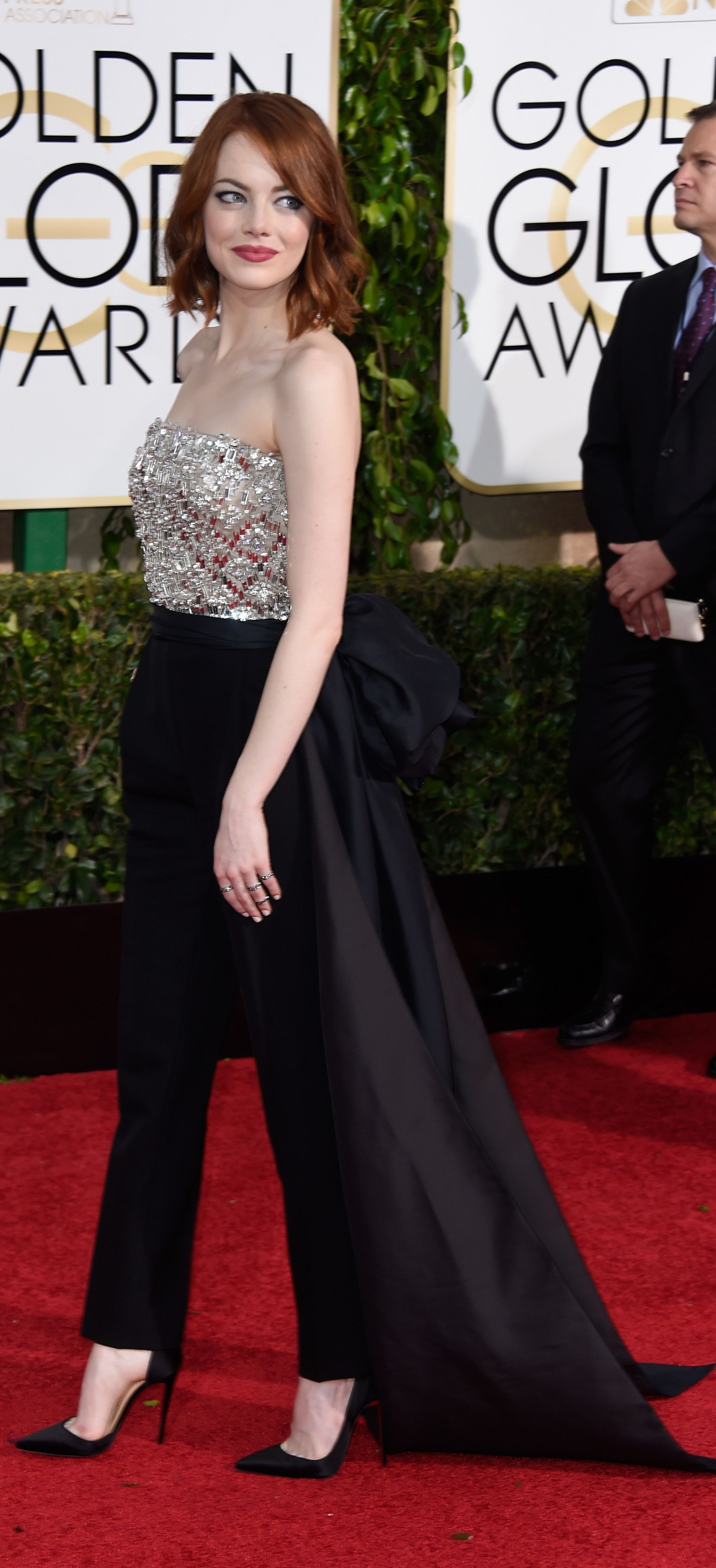 Golden Globes Roter Teppich 24 Stars Who Proved Pants Have A Place On The Red Carpet