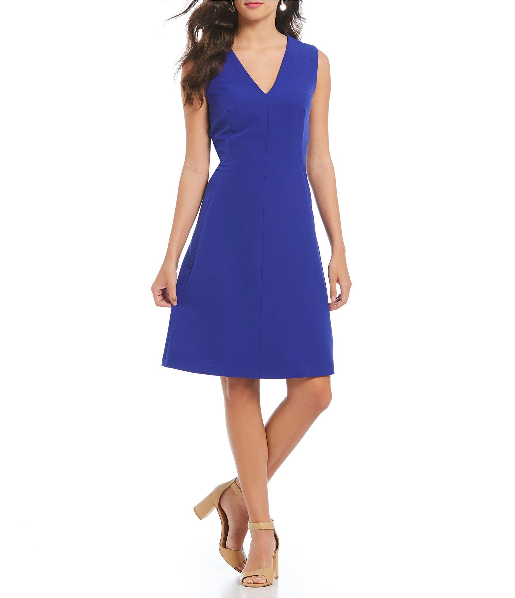 57bbe149d97 Shop for Antonio Melani Sleeveless Sophia Dress at Dillards.com. Visit  Dillards.com to find clothing