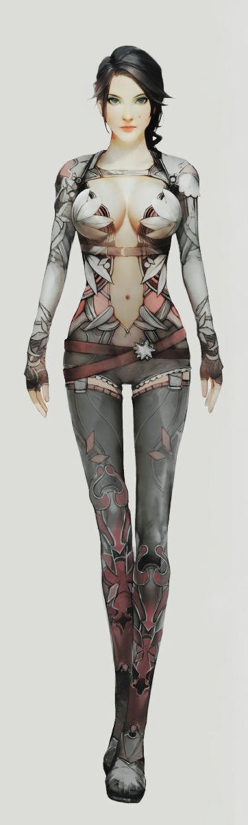 Lineage 2 Moirai Heavy by fear-sAs female elf armor armor clothes ...: https://www.pinterest.com/pin/380343131004865300