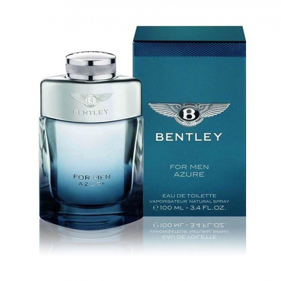 عطر بنتلي آزور للرجال او دو تواليت 100مل Eau De Toilette Perfume Store Perfume