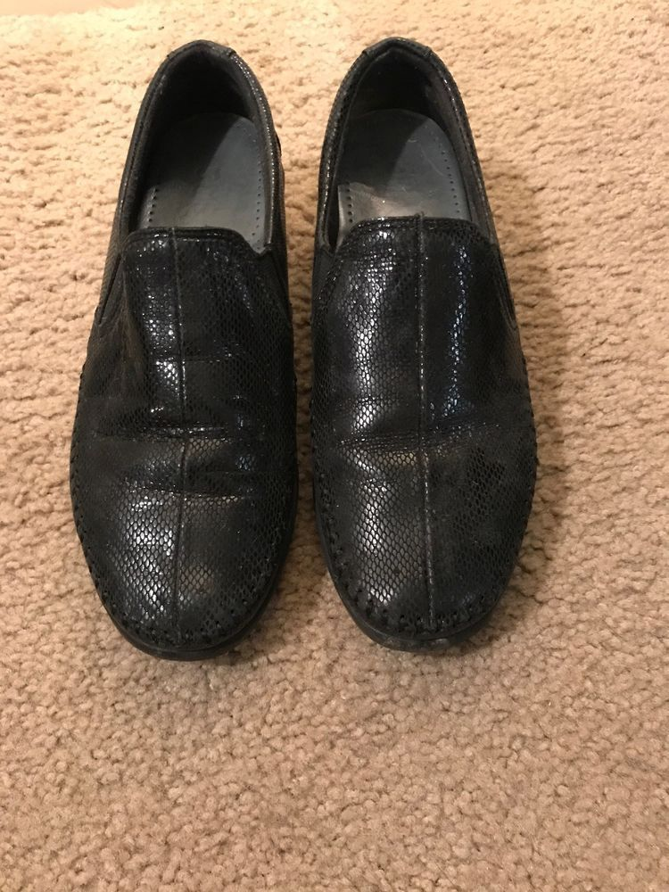 a4ca0360dab SAS Tripad Comfort Womens Black Loafer Shoes size 6.5M Work Shoes  fashion   clothing  shoes  accessories  womensshoes  flats (ebay link)