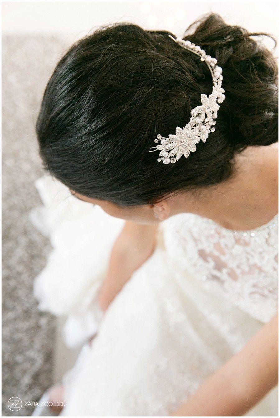 real wedding at maroupi wedding venue by conway | hair
