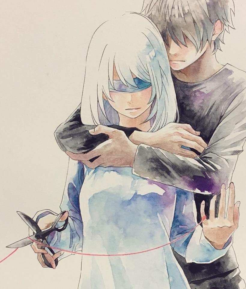 Pin by えリか on Mix Anime artwork, Anime art girl, Anime