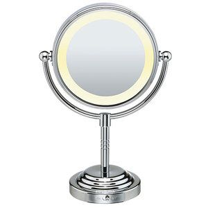 Vanity Mirror With Lights Walmart Stunning Lighted Makeup Mirror  Walmart  $1529  Wishshopping List#2 Decorating Inspiration